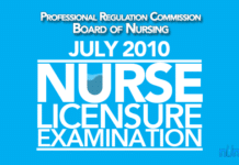 July-2010-Nursing-Licensure-Exam-Results