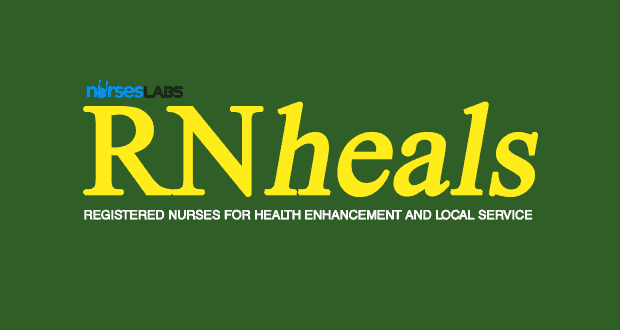 RN Heals 4 Application Form Download for Nurses & Midwives