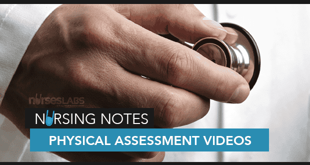 Head-to-Toe Physical Assessment Videos