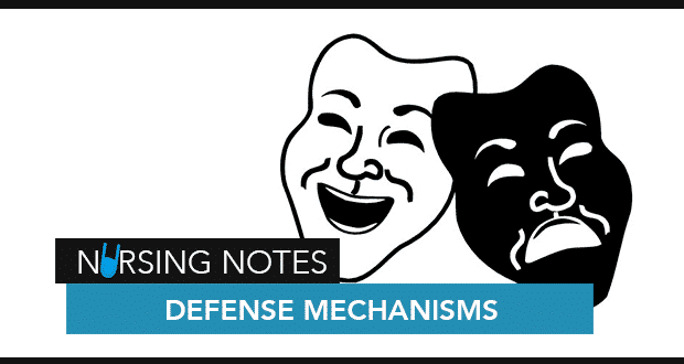 Defense Mechanisms List