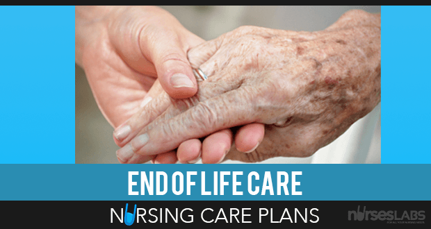 4 End of Life Care (Hospice Care) Nursing Care Plans