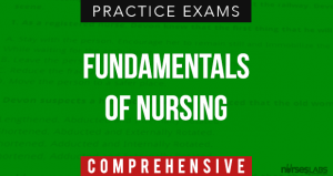 Fundamentals of Nursing Comprehensive Exam 1: History,Concepts & Theories (100 Items)