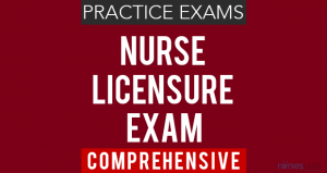 NLE Comprehensive Exam 3 (150 Items)