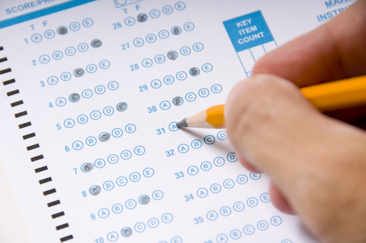 NCLEX Taking an Examination or Test