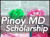 PinoyMD Scholarship Grants by DOH