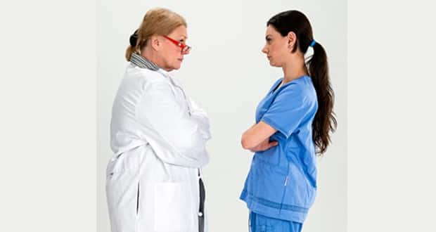lateral violence among nurses Lateral violence: breaking the spell these behaviors go by several names in the research: lateral or horizontal violence, incivility, nurse-to-nurse bullying.