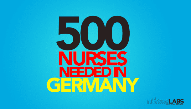 Germany to hire 500 Filipino nurses this 2013