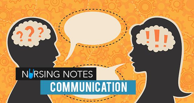 Communication-in-Nursing