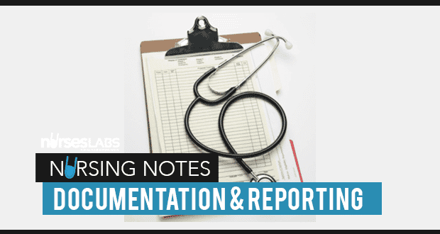 Documentation-&-Reporting-in-Nursing