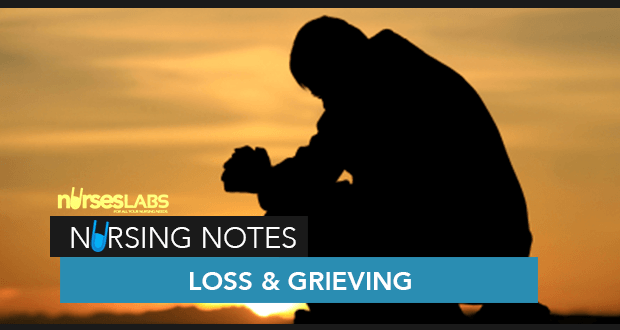 Loss and Grief Nursing Management & Interventions