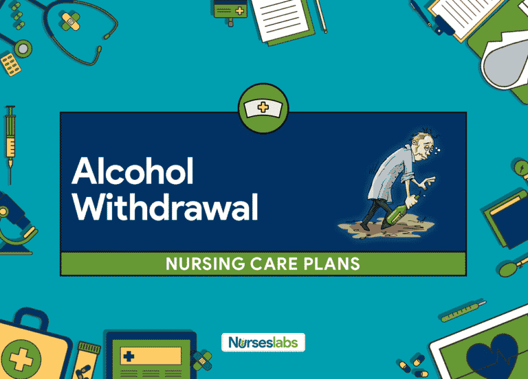 Alcohol Withdrawal Nursing Care Plans