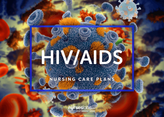 13 AIDS (HIV Positive) Nursing Care Plans