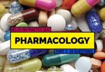 NCLEX-RN Practice Quiz Pharmacology 2
