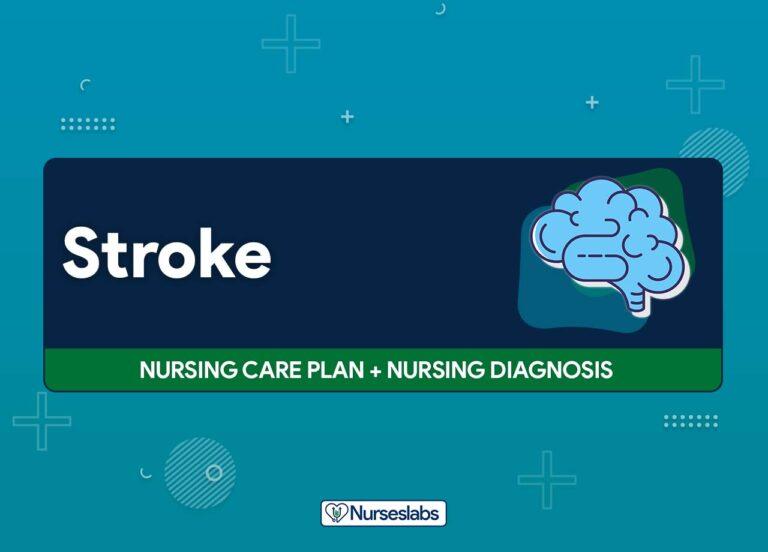 Stroke (Cerebrovascular Accident)- Nursing Care Plans Nursing Diagnosis