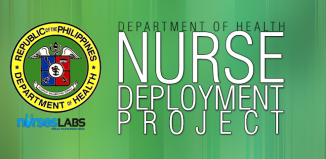 Department of Health's Nurse Deployment Project for 2014.