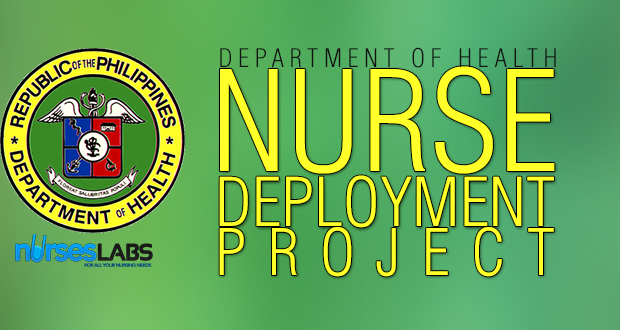 Nurse Deployment Project 2014