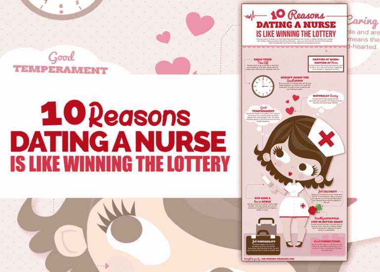 Why so many nurses on dating sites