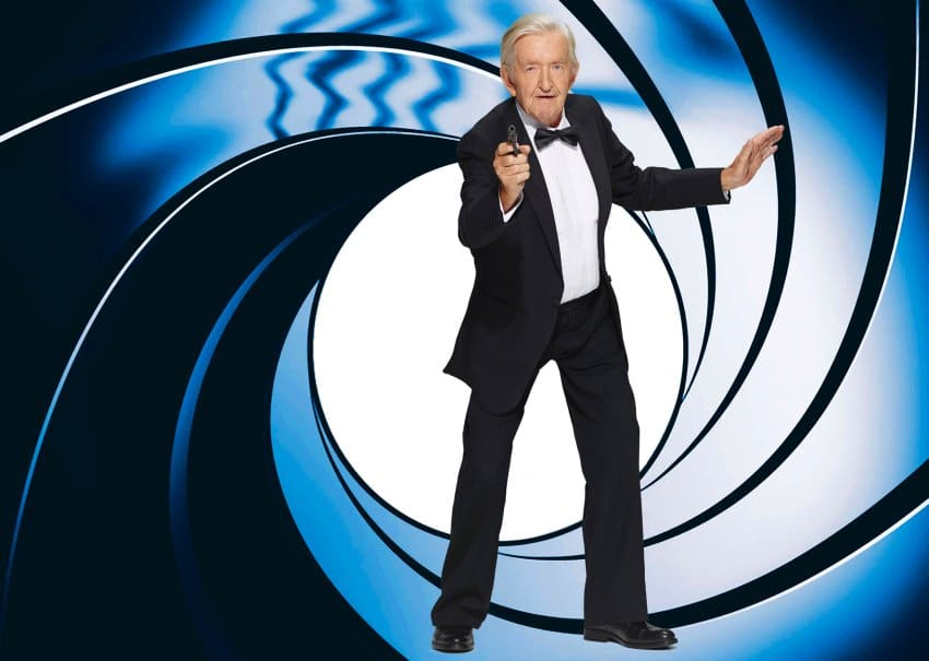 James Bond Wilhelm Buiting, 89