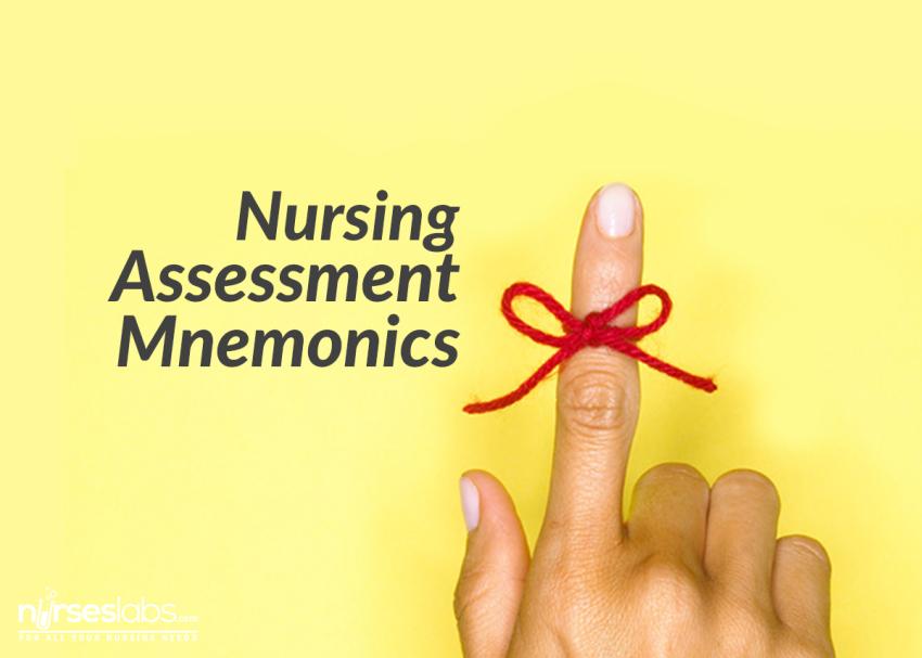 Nursing-Assessment-Mnemonics