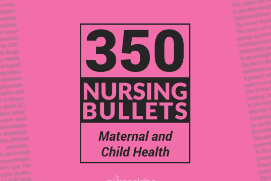 maternal and child health nursing notes pdf