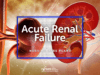 Acute Renal Failure Nursing Care Plans