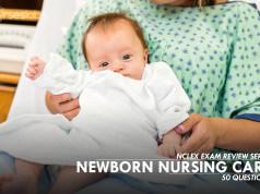 Newborn Nursing Care NCLEX Questions