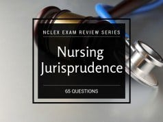 Nursing Jurisprudence: Legal and Ethical Considerations NCLEX Practice Quiz (65 Items)