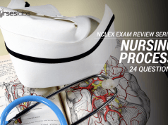24 questions about the nursing process