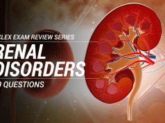 Renal Disorders and Management NCLEX practice quiz.