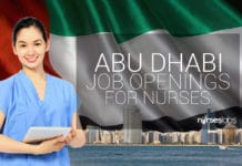 Job opportunities for Filipino nurses in Abu Dhabi