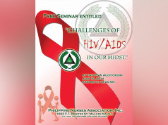 PNA Seminar: Challenges of HIV/AIDS. Photo via: PNA Facebook