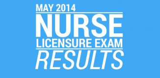 Passers of the May 2014 Nurse Licensure Examination