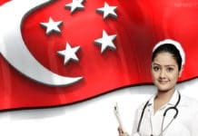 Singapore job opening for nurses