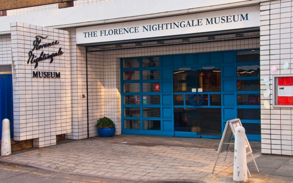 The Florence Nightingale Museum London, Greater London, England