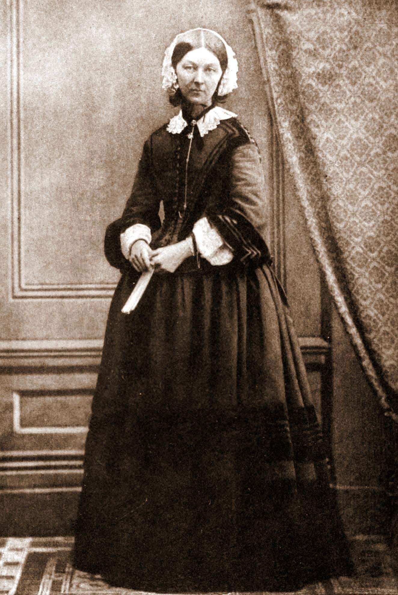 a summary of the life and works of florence nightingale Mary seacole statue: why florence nightingale fans are angry the  nursing profession in later life  works of florence nightingale and author of.