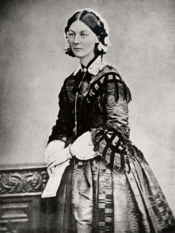 Happy 200th birthday, Florence Nightingale!
