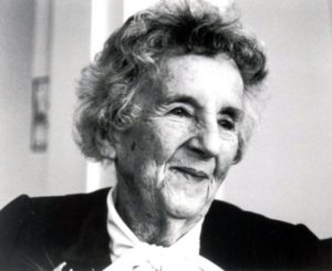 Virginia Henderson. Photo via: lewebpedagogique
