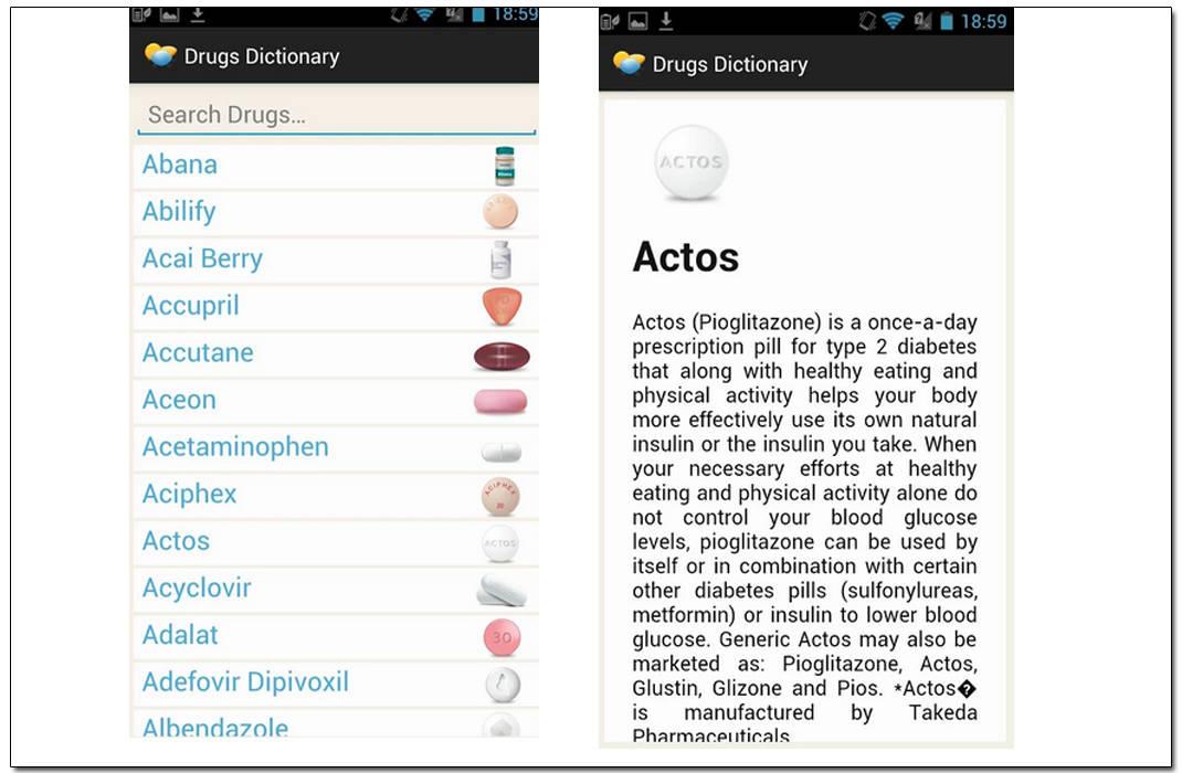 Drug-Dictionary