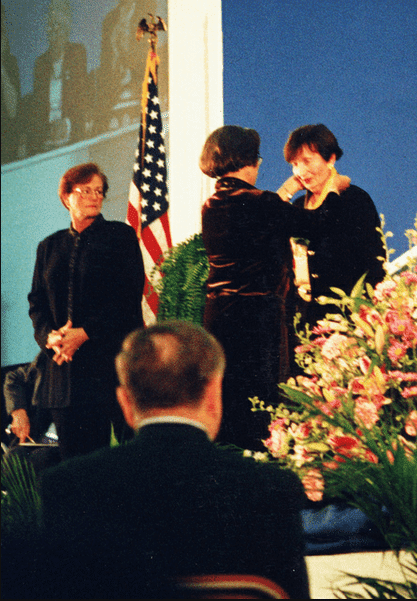 Induction Ceremony into the National Women's Hall of Fame