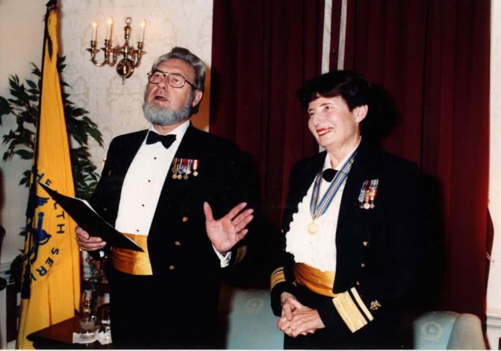 Faye G. Abdellah and C. Everett Koop