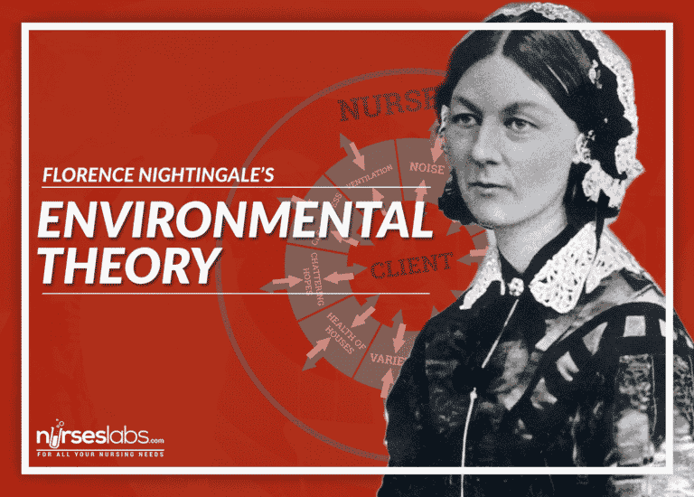 florence nightingale s environmental theory This author extracts the environmental theory from florence nightingale's writings and recorded experiences as nightingale's experiences broadened to other.
