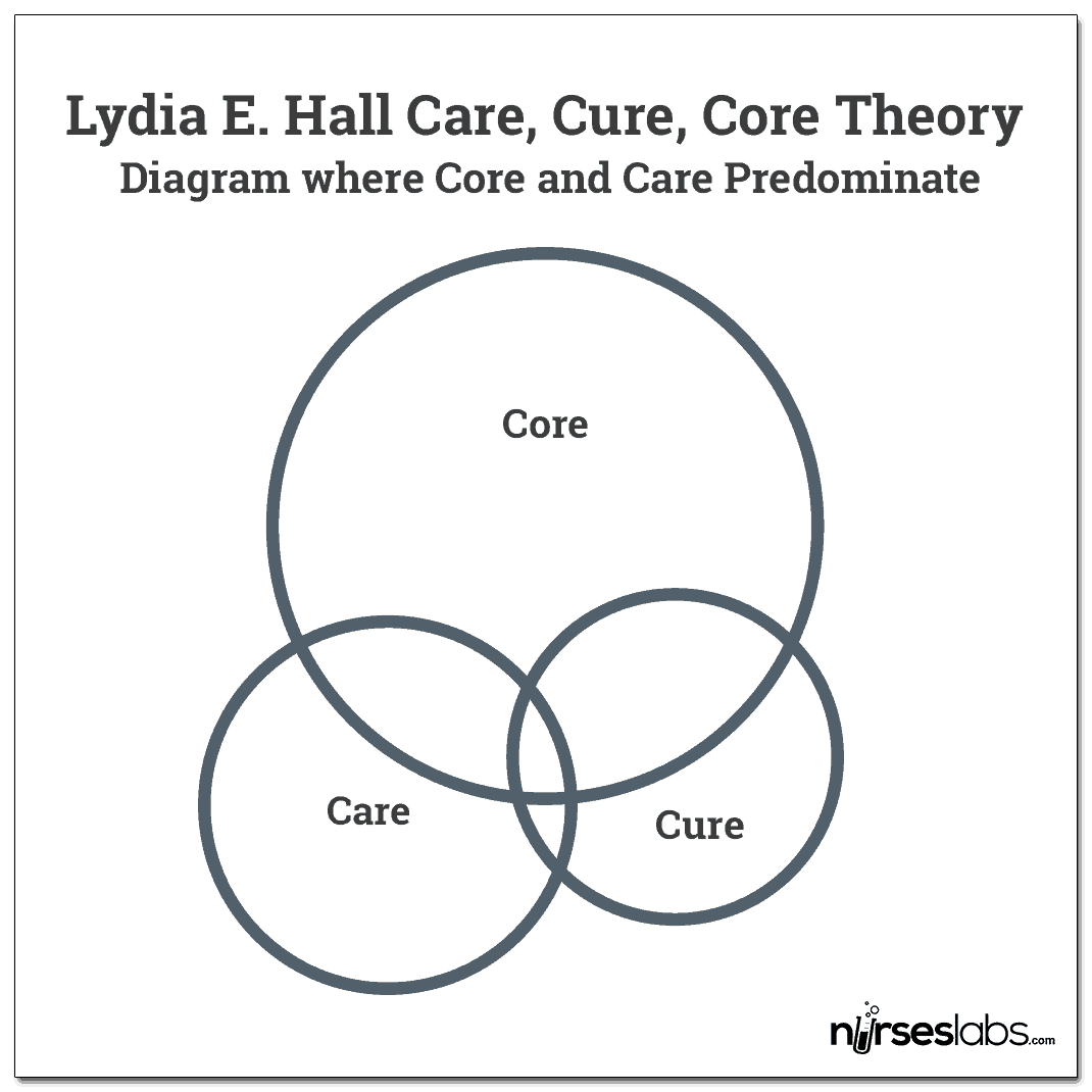 care core cure theory lydia hall Towards the enlightened model of lydia hall's care core cure using the  (care),  ugat (core) and galing (cure) and (d) create a model based from hall's theory.
