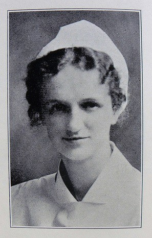 Hildegard Peplau - Pottstown Hospital School of Nursing Yearbook Photograph 1931