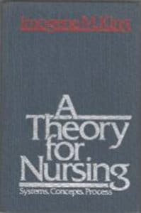 Theory for Nursing: Systems, Concepts and Process