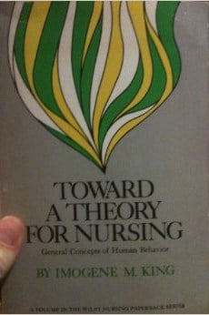 Toward a Theory for Nursing: General Concepts of Human Behaviour