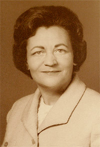 Imogene M. King, director of the School of Nursing at Ohio State University in Columbus from 1968 to 1972