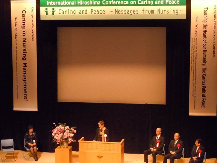 International Hiroshima Conference on Caring and Peace