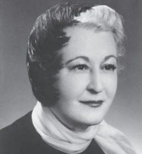 Lydia Eloise Williams Hall