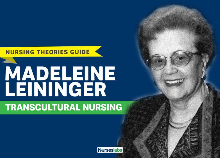 Madeleine Leininger Transcultural Nursing Theory