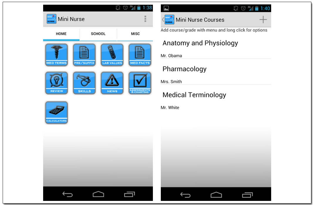 35+ Best Nursing Apps for Android and iOS - Nurseslabs